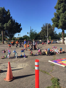 Bikes Halloween 2015